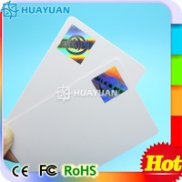 High Quality Custom hologram ID card design sample