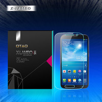 OTAO easy sticker tempered glass screen protector for galaxy mega 6.3 with retail package