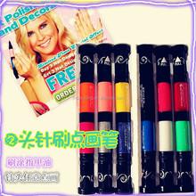 New Arrival Nail Art Painting Pen Private Label Nail Polish drawing Pen