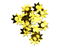 Everyday Hot Sun Shaped Confetti for Party Decorations and DIY crafts