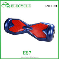 ES7 2 wheels standing self balancing electric scooter unicycle hover board
