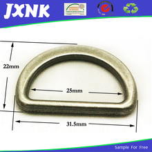 Zinc material and as required style belt buckle for handbags