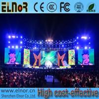 Super hot-selling indoor stage background P4 multicolor led display board