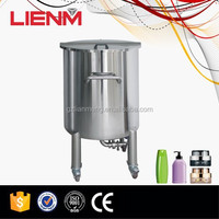 Chemical Product Stainless Steel Liquid Gel Storing Tank