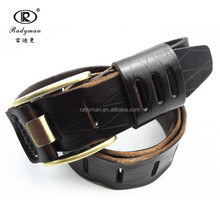 Wholesales High Quality Genuine Leather Belt for Man and Women