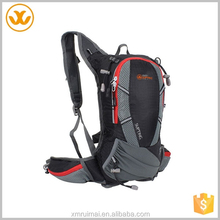 Hydration backpack eco-friendly polyester sport hiking small waterproof backpack