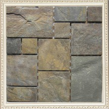2014 factory price Building material,300x300mm slate bathroom and kitchen floor tile