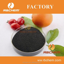 humic acid organic fertilizer for rubber tree