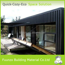 Customized Cost Efficient Prefabricated Container Restaurant