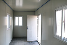 Home Decorating Involved Prefabricated Shipping 20ft offshore container for sale