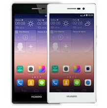 100% Original Huawei 4G phone 5.0 inch display 13.0mp camera Huawei ascend P7 business phone