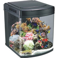 65L BOYU Marine Nano Aquarium/Aquarium Nano Tank HS-45/45A/45L for Home Decoration