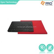 EPRO Universal Detachable Micro Fiber 7'' -10.1''Tablet Case For Windows , Android, IOS Portable Bluetooth Keyboard