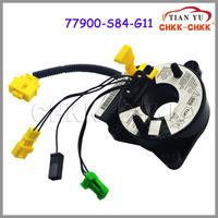 wholesale Spiral Hondi Clock Spring FOR 77900-S84-G11