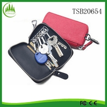 New Products 2015 Wholesale in China Fashion PU Leather Car Waterproof Leather Key Case