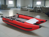 small inflatable outboard used 10 person speed boat for sale