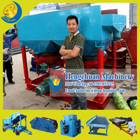 OEM/ODM Customized China Supplier Jigging Machine for Gold ,Diamond and Ruby