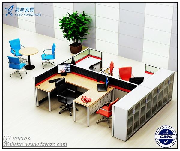 70mm 사무실 책상 파티션/ 사무실 파티션 관리자와 책상/ 사무실 ...