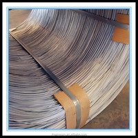 Durable quality BWG1-41 electric dip electro galvanized iron wire