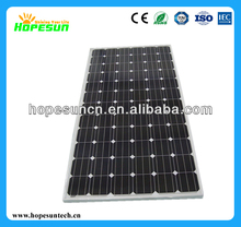 Cheap solar panel 100W 150W 200W 250W 300W monocrystalline solar panel price