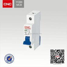 YCB6 mini circuit breaker c60 c65.China Top 500 11kv siemens vacuum circuit breaker
