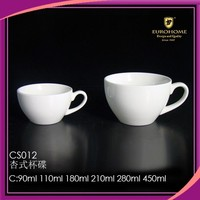 china suitable for hotel royal durable elegant fine espresso cups