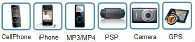 Small power bank 5200mah USB mini smart power bank portable
