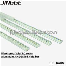 12v/24v/36v 80~95Ra, 2700~20000K, 400,00 hours life low voltage Led rigid bar/led strips from China