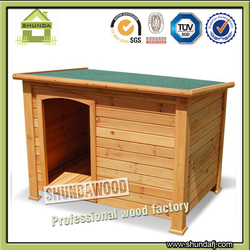 SDD07 wholesale wooden large dog house