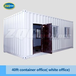 40ft container office( white office)