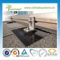 roof asphalt shingle quick solar mounting system