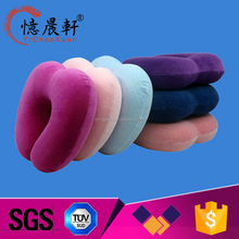 Supply all kinds of neck pillow air,inflatable neck pillow,wave air bed inflatable wedge travel pillow