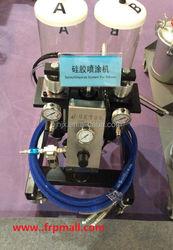 Silicon Mixing & Dispensing/Spraying machine