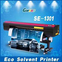 High efficiency Digital Banner Printing Machine Price With Eps on DX5 Heads,1440dpi