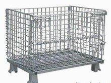 Evergreat galvanizing warehouse and workshop wire mesh container