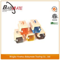 Luxury wholesale dog cage portable foldable pet carrier bag