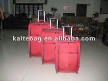 2012 newest fashion travel trolley luggage