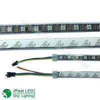 color changing 5v ws2811 ws2812b rgb led rope strip light 60leds/m
