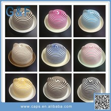 Custom Personalized Paper Straw Hat For Children