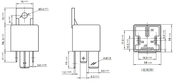 12v relay cross reference free wiring diagram images