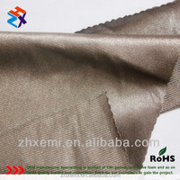 China manufacturer-- 100% silver fiber conductive fabric for touch screen gloves