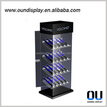 advertisement lockable acrylic pen display stand for ball pen