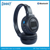 foldable bluetooth memory card foldable wired headphones