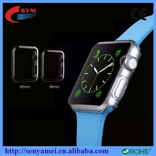 TPU Soft Watch Face Cover for Apple Watch Case Wholesale