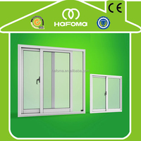 Aluminum window frame covers plastic window spacers