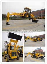 2014, new type WZL25-10 backhoe loader with well price deutz engine