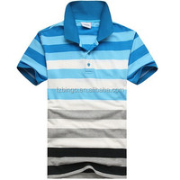100% polyester collar sports plain dry fit polo shirt