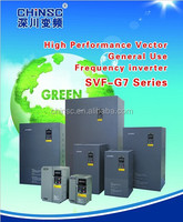 China manufacturer 0.4kw 380v general used frequency converter vfd for water pump inverter