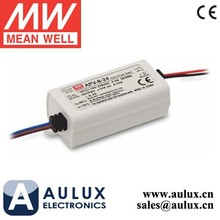 Meanwell APV-8-24 LED Power Supply 8W 24V Constant voltage IP30 LED Driver