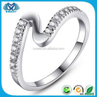 Jewelry Fashion S Shaped Rings Jewellery
